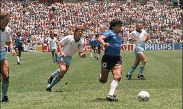 Maradona-losingleses